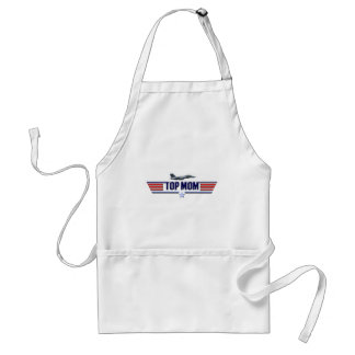 Top Mom Logo Standard Apron