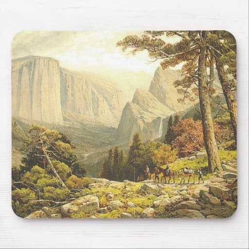 TOP Mountain Hike Mouse Pad