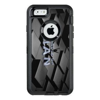 TOP Muscle Up Man OtterBox iPhone 6/6s Case