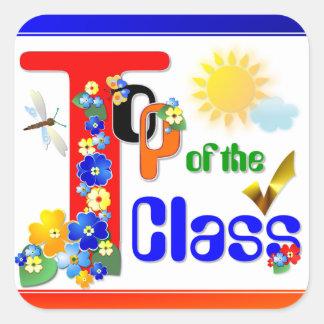 Top of the Class ~ Award Sticker