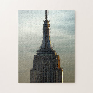 Top of the Empire State Building Puzzle