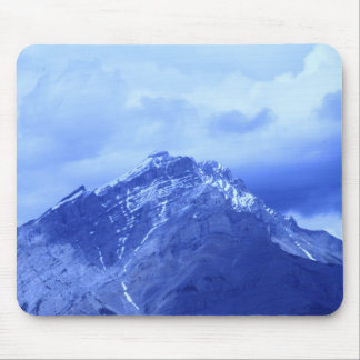 Top of the Mountain Mouse Pad