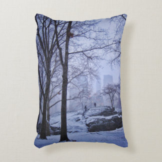 Top Of The Rock Accent Pillow