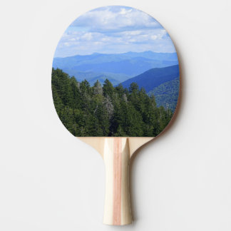 Top of the Smokies Ping Pong Paddle