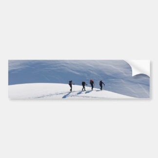 Top of the World Bumper Stickers