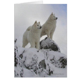 """Top Of The World"" Greeting Card"