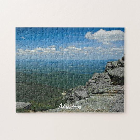 Top of Whiteface Mountain, Adirondacks, NY Jigsaw Puzzle