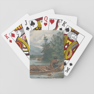 TOP On the Hunt Playing Cards