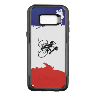 TOP On Tour OtterBox Commuter Samsung Galaxy S8+ Case