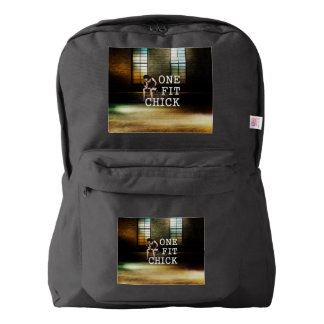 TOP One Fit Chick Backpack