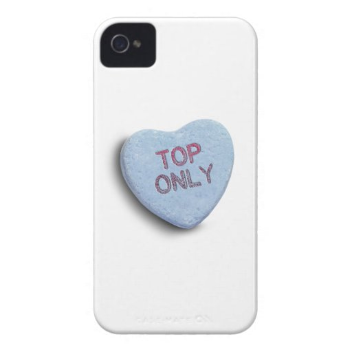 TOP ONLY CANDY BLACKBERRY CASE