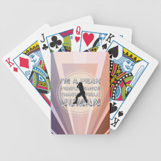 TOP Peak Performance Track Bicycle Playing Cards