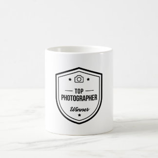 Top Photographer Winner mug