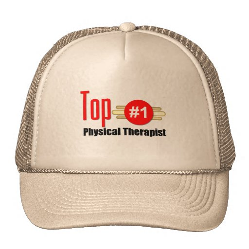 Top Physical Therapist Mesh Hats