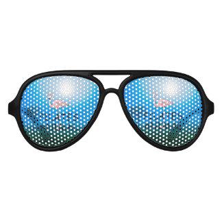 TOP Pilates Animal Aviator Sunglasses