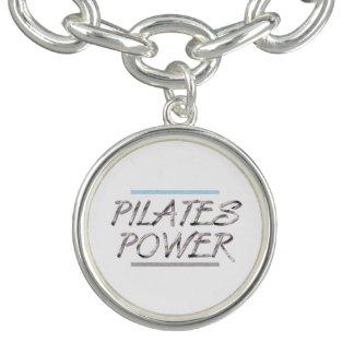 TOP Pilates Power Charm Bracelet