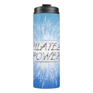 TOP Pilates Power Thermal Tumbler