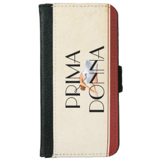 TOP Prima Donna iPhone 6 Wallet Case