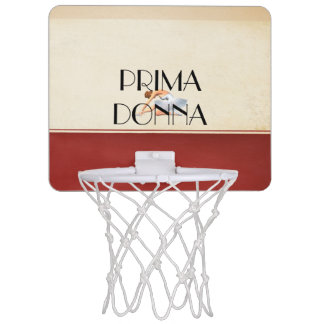 TOP Prima Donna Mini Basketball Hoop