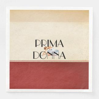 TOP Prima Donna Paper Napkin