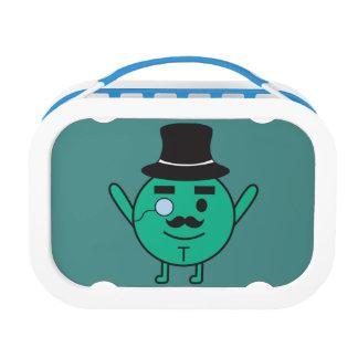 Top Quark Yubo Lunchbox/Lonchera Lunch Box