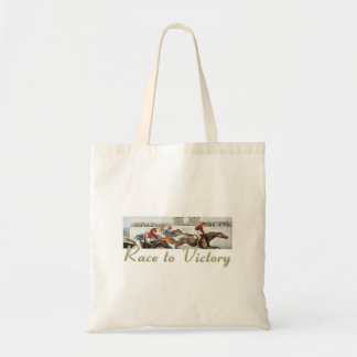 TOP Race to Victory Tote Bag