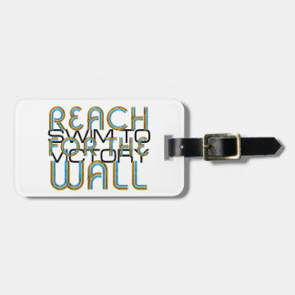 TOP Reach for the Wall Luggage Tag