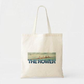TOP Rower Tote Bag