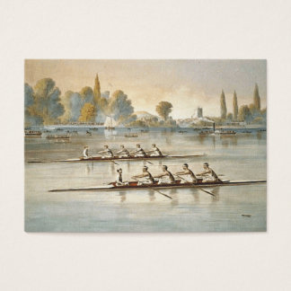 TOP Rowing Business Card