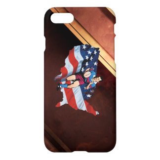 TOP Rugby in the USA iPhone 8/7 Case