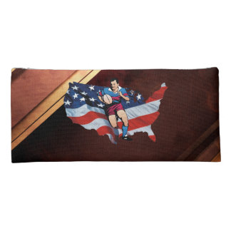 TOP Rugby in the USA Pencil Case