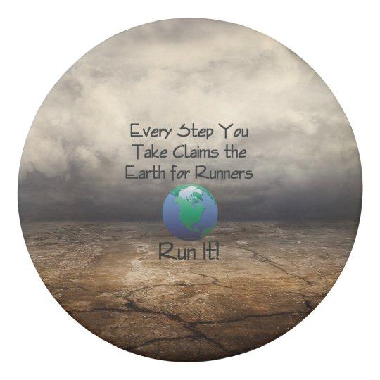 TOP Runner's Earth Eraser