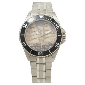 TOP Sailing Seas Wristwatch