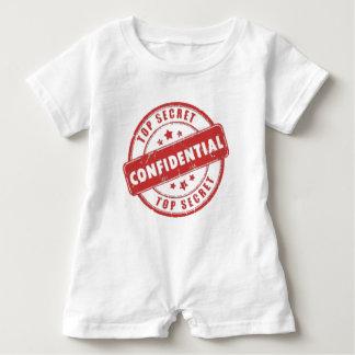Top Secret Confidential Baby Apparel