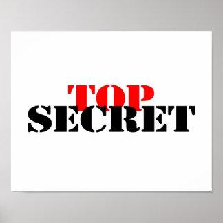 Top Secret Posters