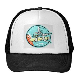 TOP secret WWII japan NUKE fighter TRAININGprogram Trucker Hat