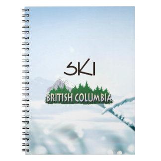 TOP Ski BC Notebooks