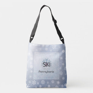 TOP Ski Pennsylvania Crossbody Bag