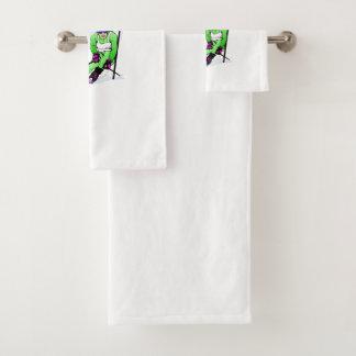 TOP Ski Vermont Bath Towel Set