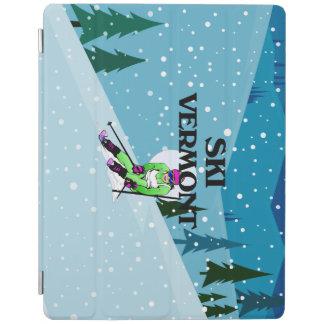 TOP Ski Vermont iPad Cover