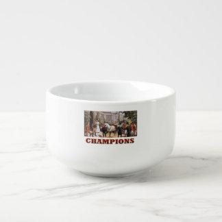 TOP Sport of Champions Soup Mug