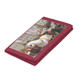 TOP Sport of Champions Trifold Wallet