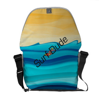 TOP Surf Dude Commuter Bags
