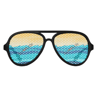 TOP Surf Dude Party Sunglasses