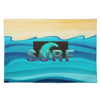 TOP Surf Placemat