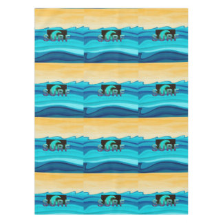 TOP Surf Tablecloth