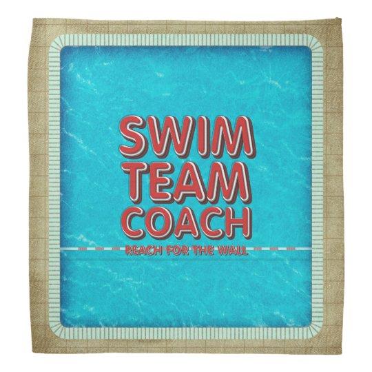 TOP Swim Coach Kerchiefs