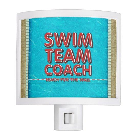 TOP Swim Coach Nite Lite