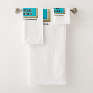 TOP Swim Triple Threat Bath Towel Set