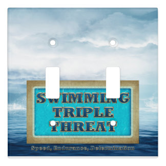 TOP Swim Triple Threat Light Switch Cover